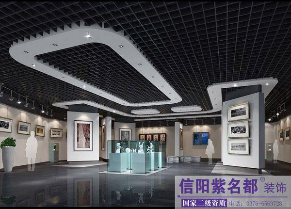 BOB体育APP官网紫名都装饰装修 艺术展厅