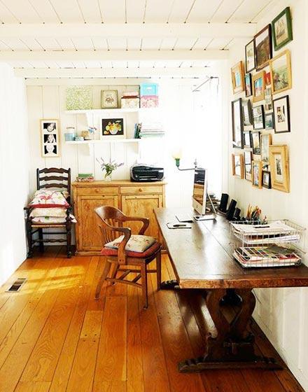 家庭工作室案例